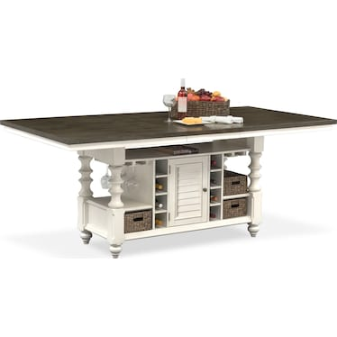Charleston Counter-Height Dining Table