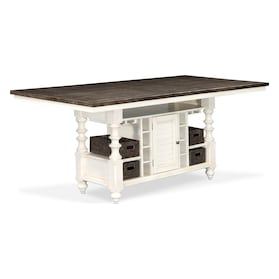 Charleston Counter-Height Dining Table and 6 Stools
