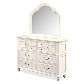 Charleston Dresser and Mirror
