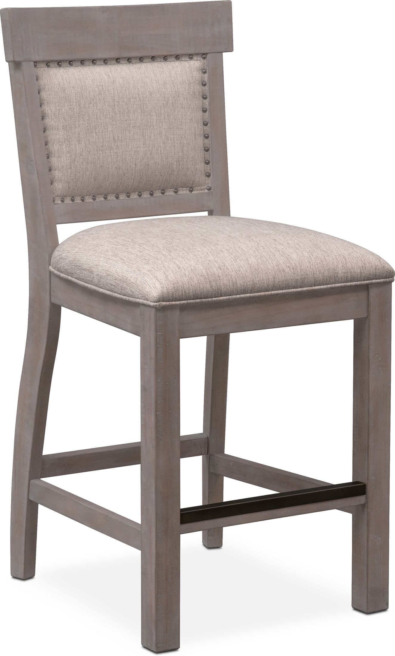 Dining Room Furniture - Charthouse Counter-Height Upholstered Stool