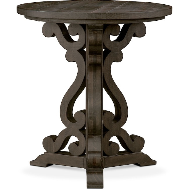 Accent and Occasional Furniture - Charthouse Chairside Table