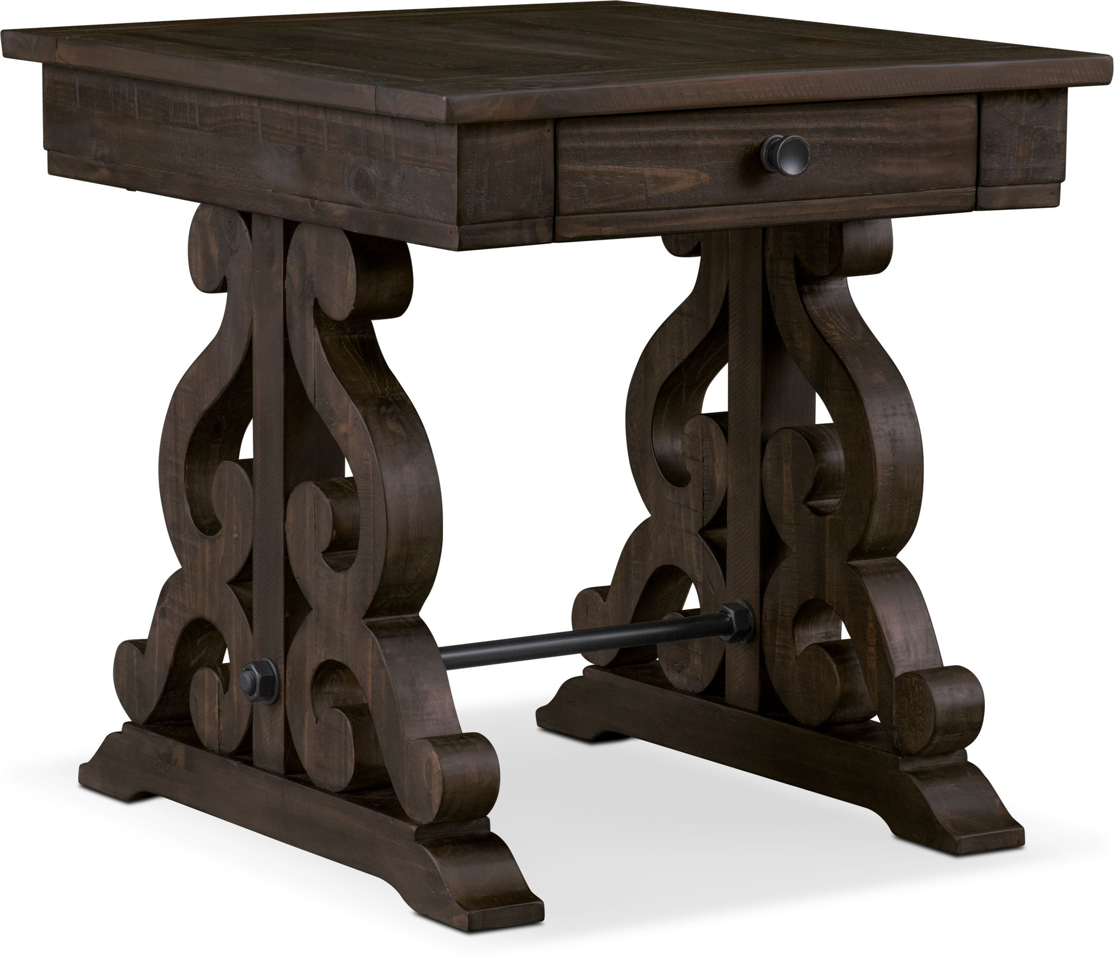 Accent and Occasional Furniture - Charthouse End Table