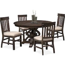 charthouse charcoal  pc dining room
