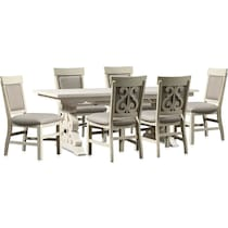 charthouse white  pc dining room