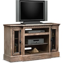 claridge gray gray tv stand