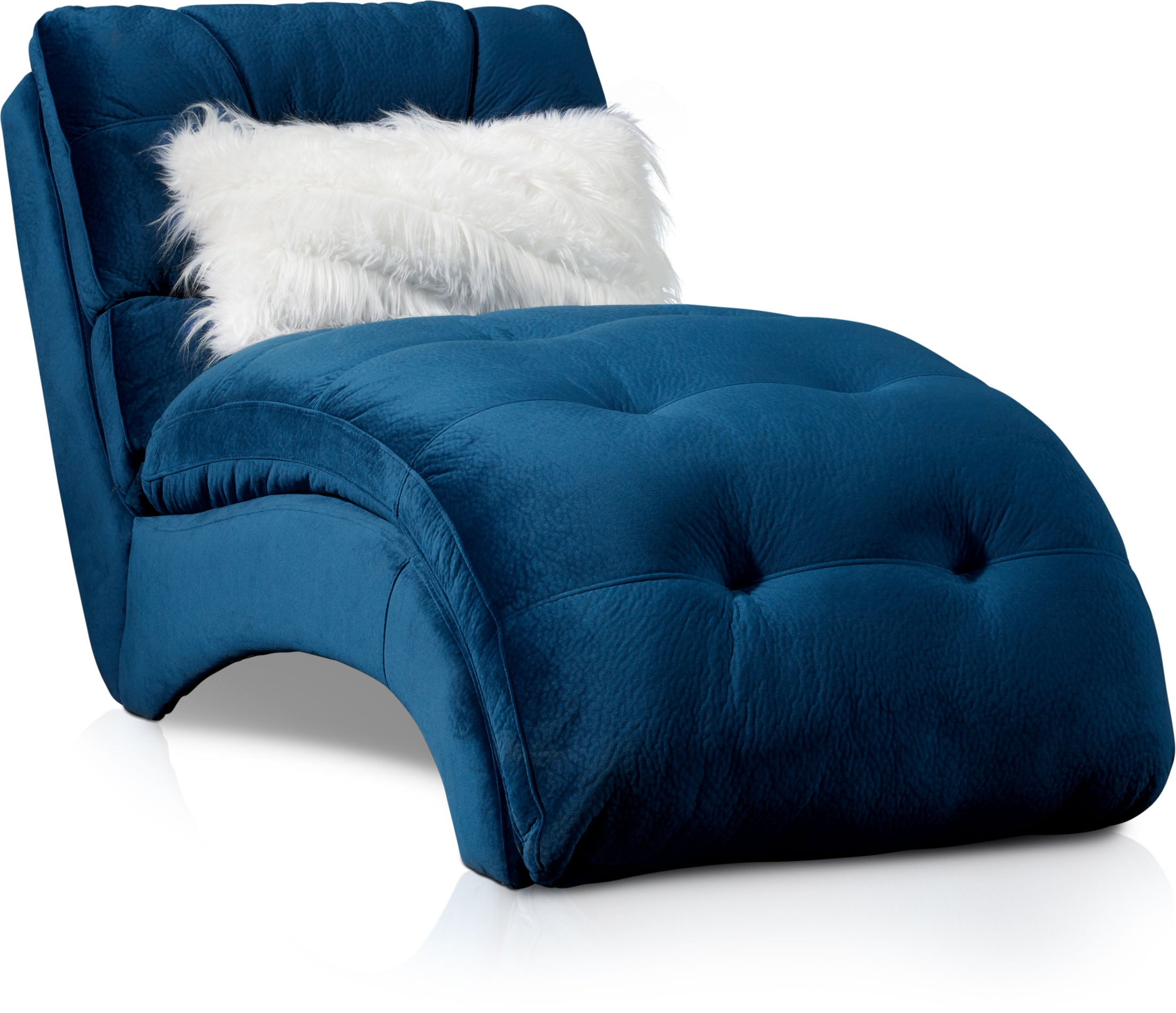 Living Room Furniture - Cordelle Chaise