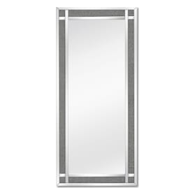 Crystal Floor Mirror