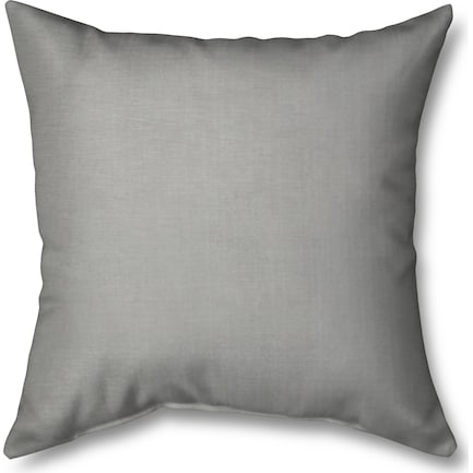 Custom Pillow - Dudley Gray
