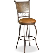 darby brown bar stool