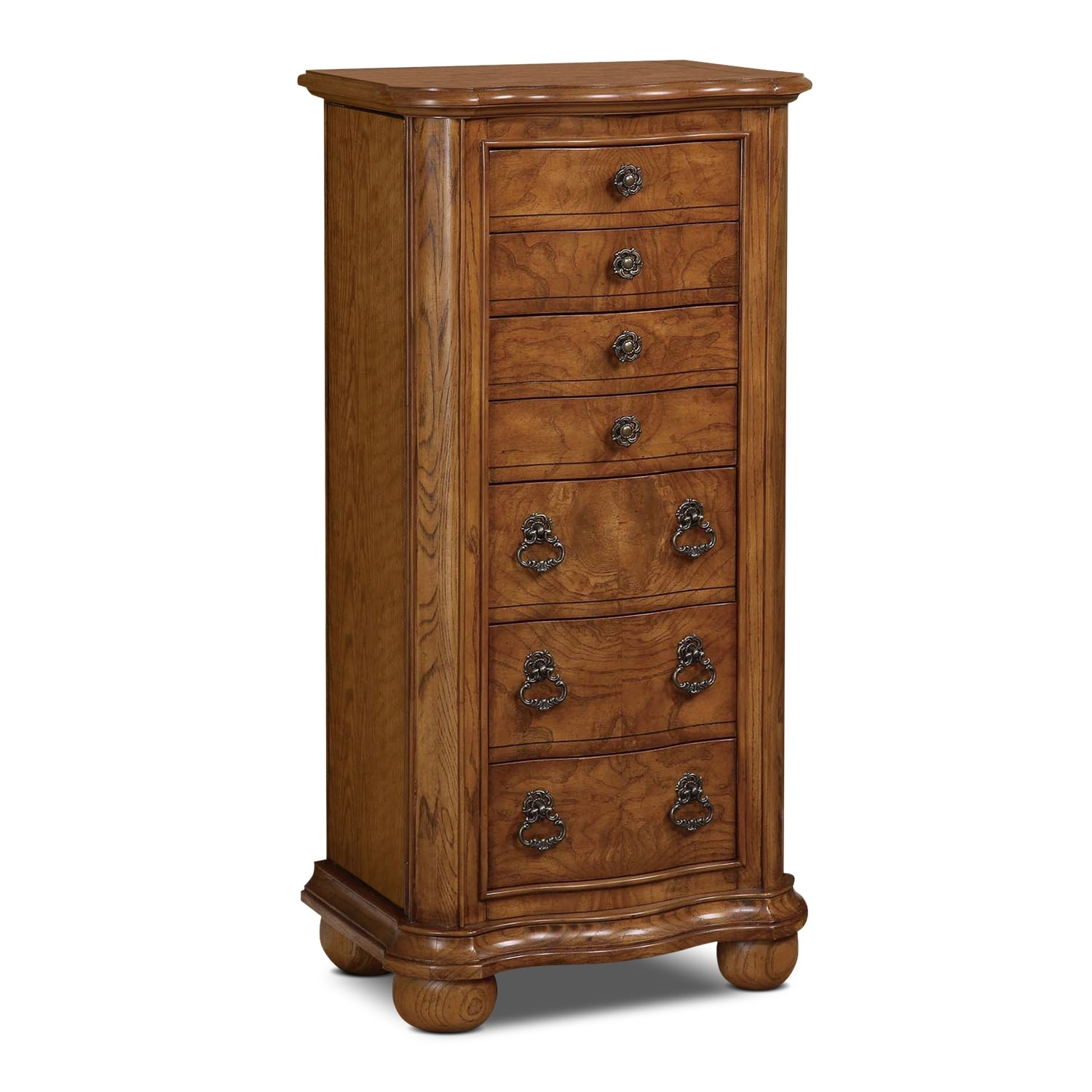 Accent and Occasional Furniture - Darla Jewelry Armoire