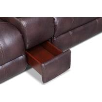 dartmouth burgundy upholstery main image