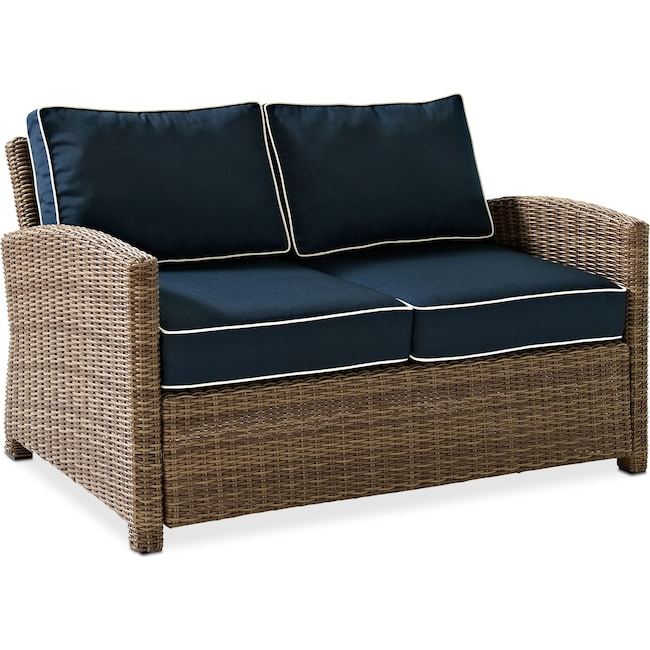 Outdoor Furniture - Destin Outdoor Loveseat