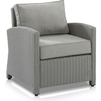 destin gray outdoor chair set