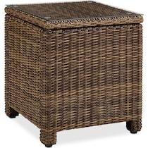 destin light brown outdoor sofa set