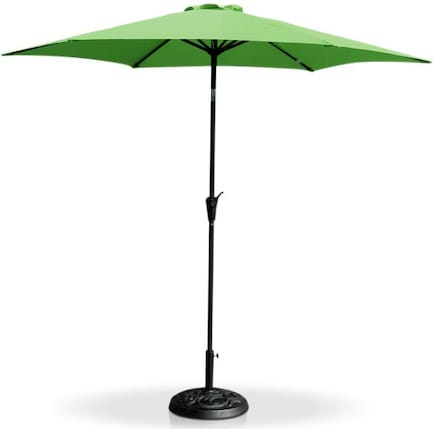 District Outdoor Umbrella - Green
