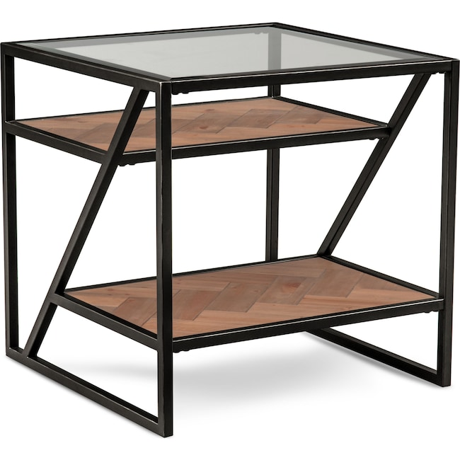 Accent and Occasional Furniture - District End Table