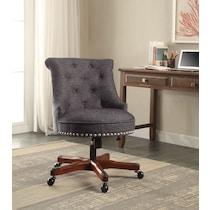 dixie blue office chair