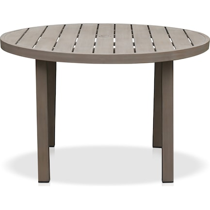 Dover Bay Outdoor Round Dining Table