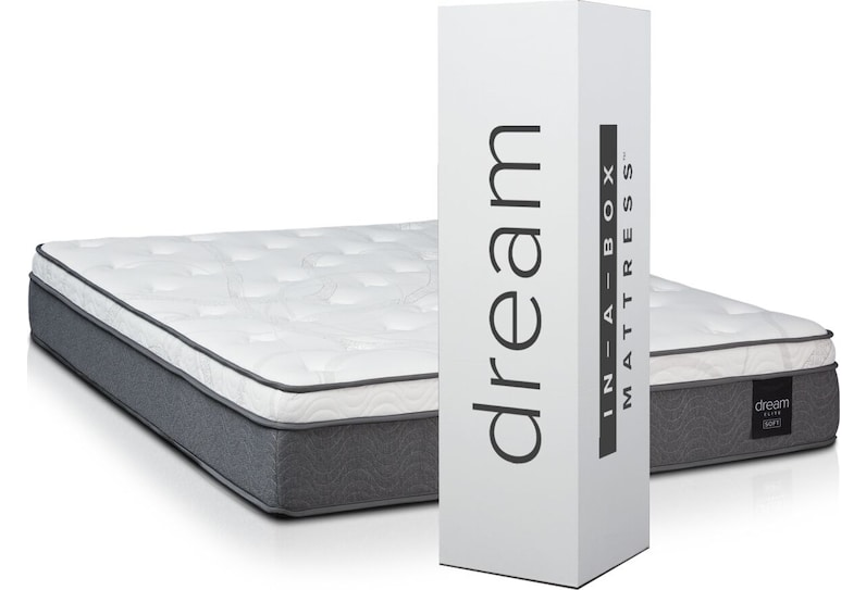 dream in a box elite mattresses and bedding main image