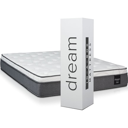 Dream-In-A-Box Elite Firm Queen Mattress