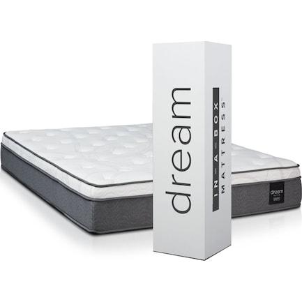 Dream-In-A-Box Elite Soft Queen Mattress