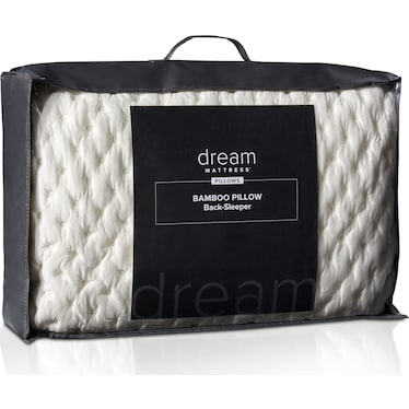 Dream Back Sleeper Bamboo Pillow