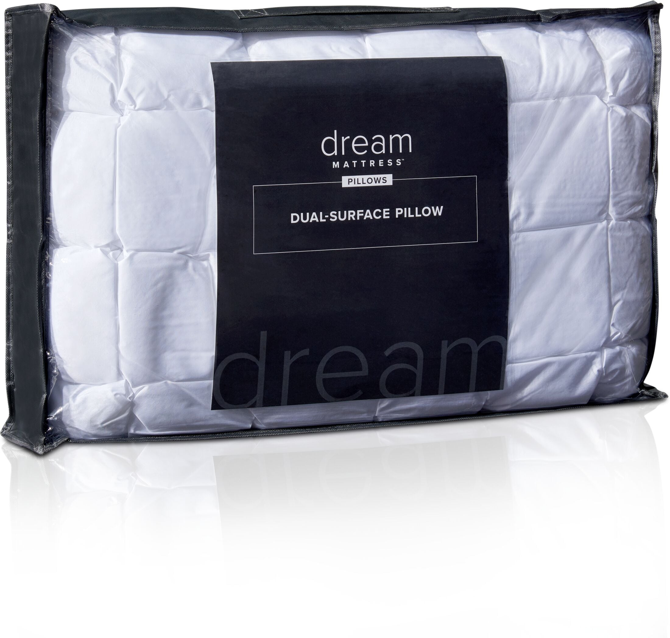 Mattresses and Bedding - Dream Dual-Surface Pillow