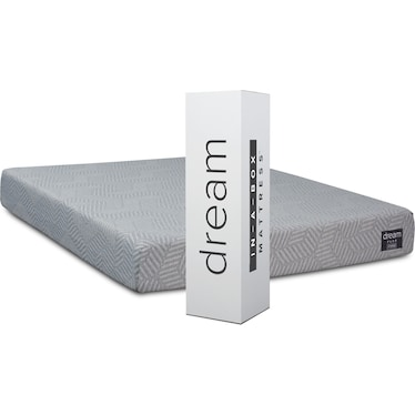 Dream-In-A-Box Plus Firm Queen Mattress