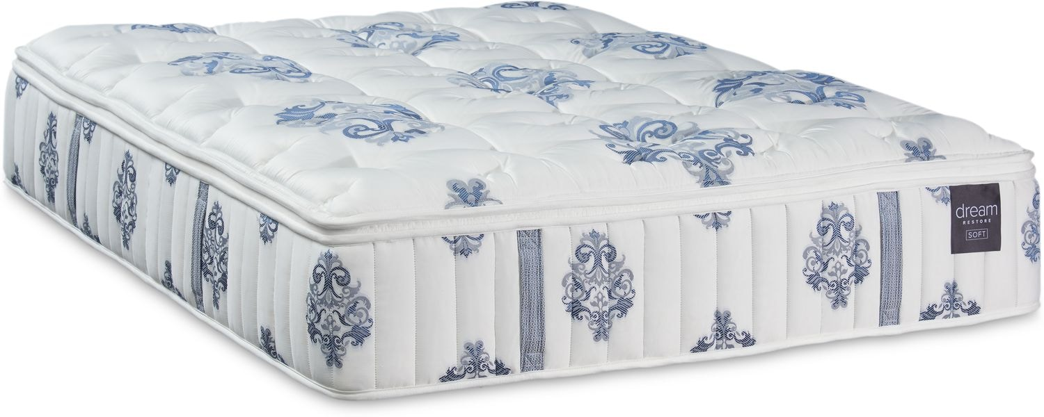 Mattresses and Bedding - Dream Restore Soft Mattress