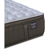 dream serene gray california king mattress