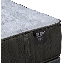 dream serene gray queen mattress