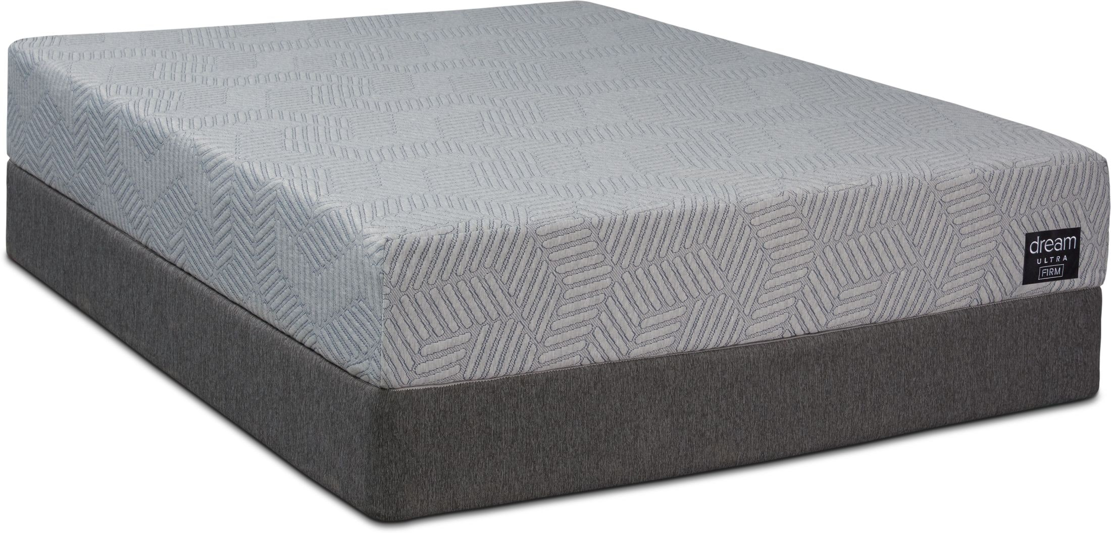 Mattresses and Bedding - Dream-In-A-Box Ultra Firm Mattress