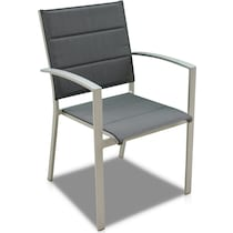 edgewater gray outdoor chair set