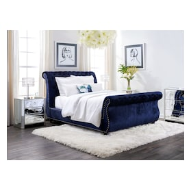 Ella Upholstered Bed
