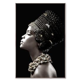 Embellished Headdress Wall Art