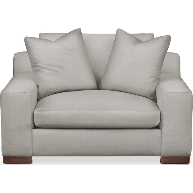 Living Room Furniture - Ethan Chair and a Half
