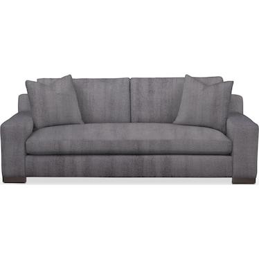Ethan Comfort Sofa - Charcoal