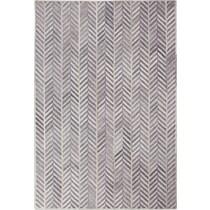 everest ivory gray area rug ' x '