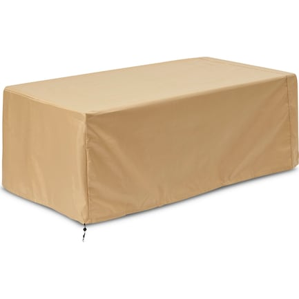 Rectangular 83 x 55 x 30 Fire Table Cover