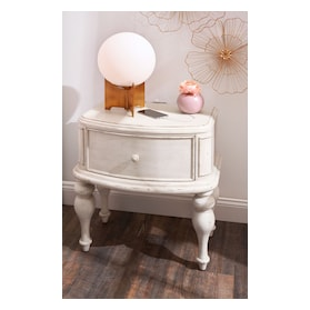 Florence 1-Drawer Nightstand