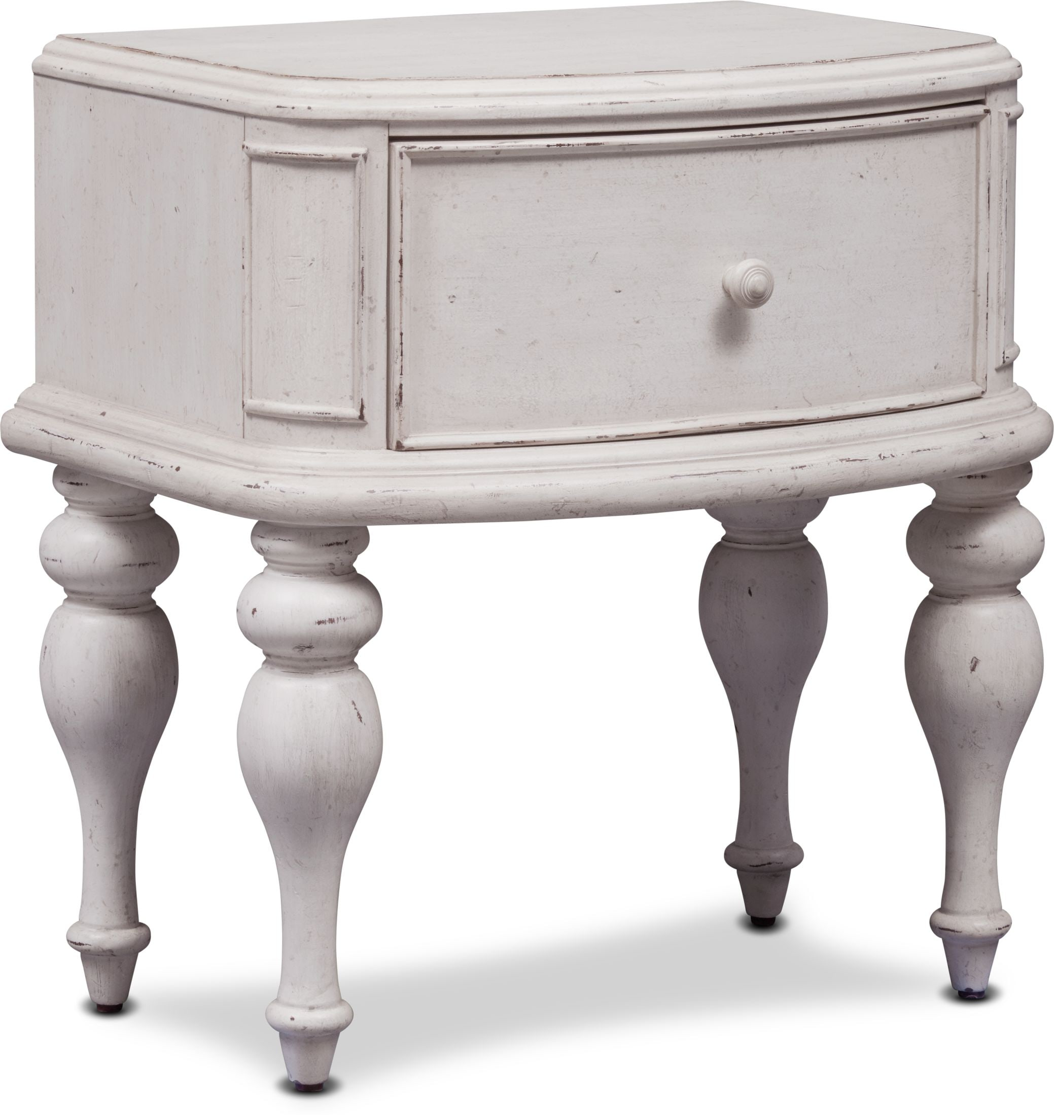 Bedroom Furniture - Florence 1-Drawer Nightstand