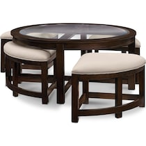 four corners merlot  pc occasional table set