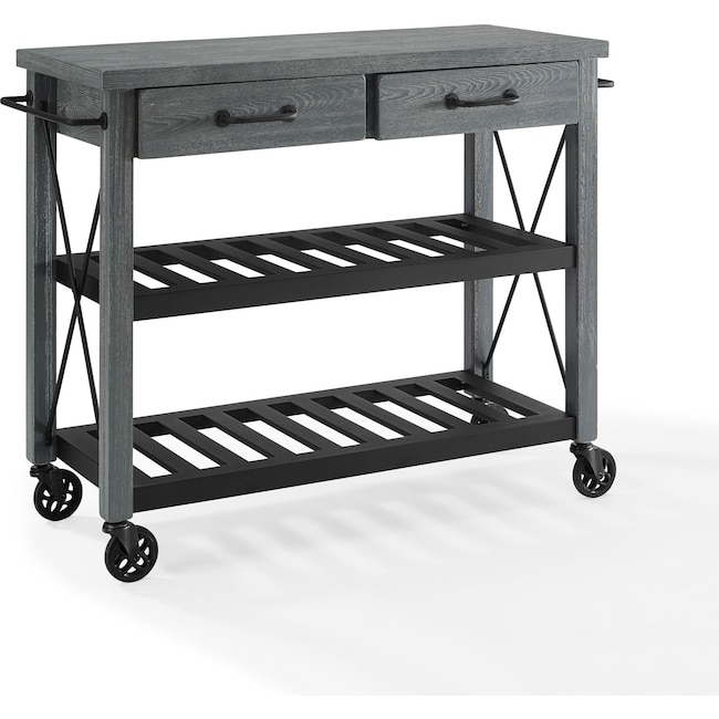 Dining Room Furniture - Fremont Kitchen Cart