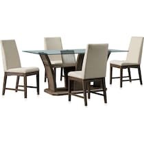gemini gray  pc dining room