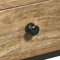 gerard light brown side table