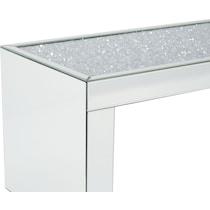 gigi silver coffee table