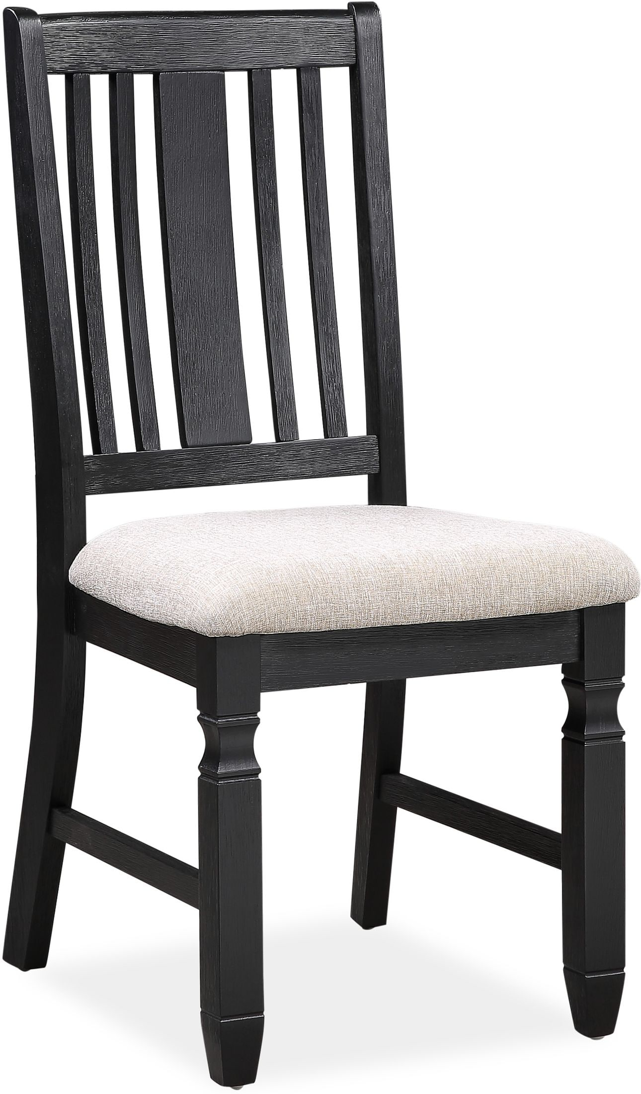Dining Room Furniture - Glendale Dining Chair - Black