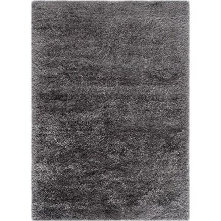 Glitz 8' x 10' Area Rug - Dark Gray