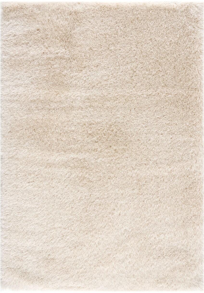 Rugs - Glitz Area Rug - Cream