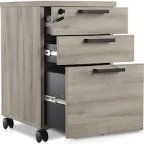 granger gray file cabinet